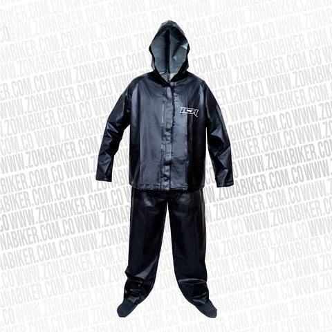 IMPERMEABLE ICH 310 NEGRO