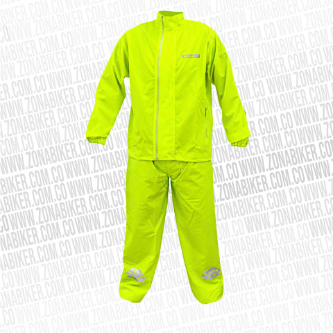 IMPERMEABLE SHAFT 720 AMARILLO NEON