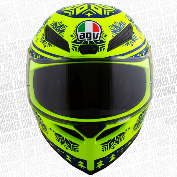 CASCO AGV K1 WINTER TEST 15