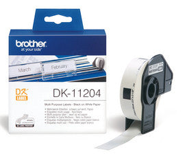 Brother label DK11204