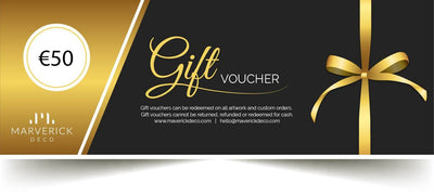 Gift Card - Maverick Deco