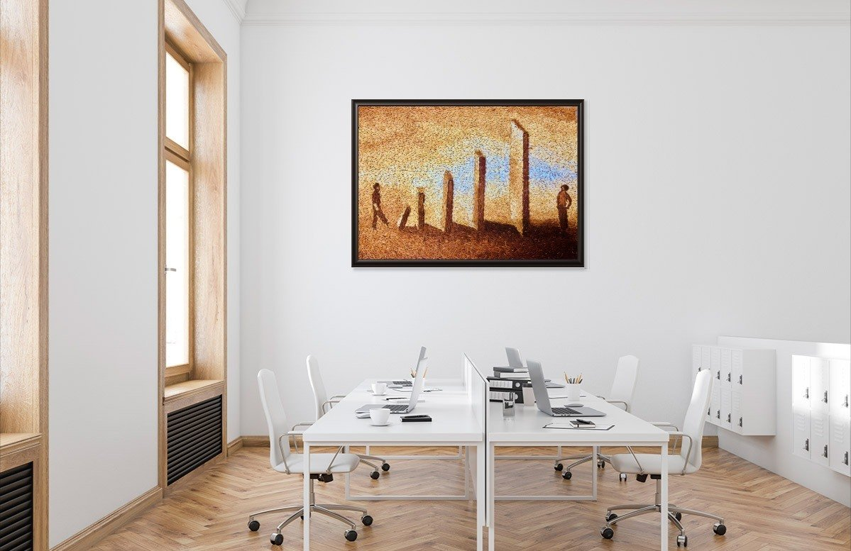 surreal art for sale for office decoration rice art gallery
