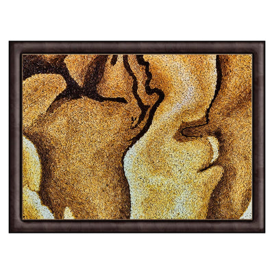 abstract painting and contemporary rice art deco for sale from Maverick Barcelona art gallery