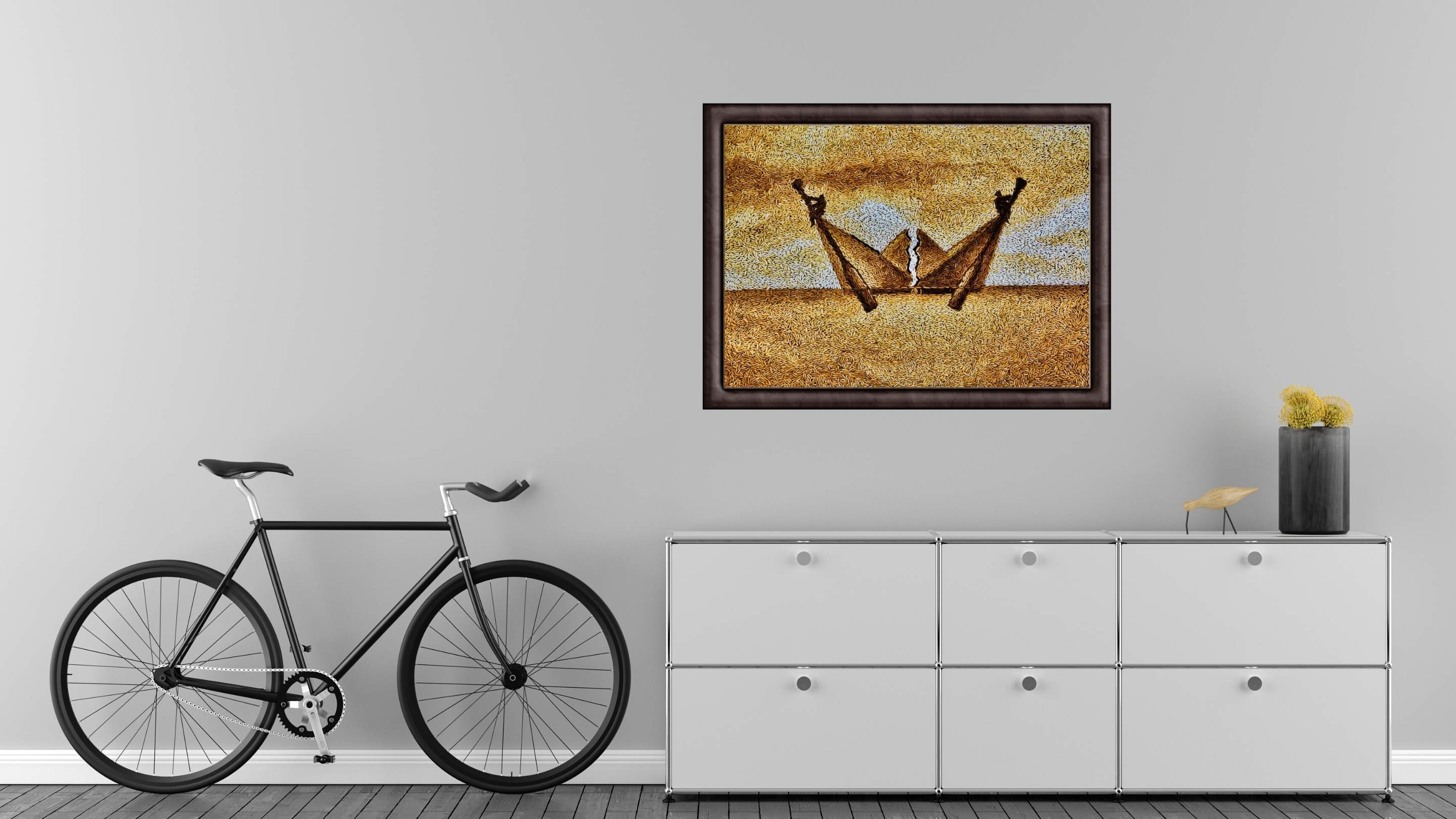 surrealism paintings for office decoration art gallery UK
