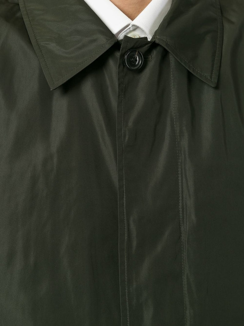 Lightweight Raincoat With Detachable Gilet