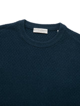 Blue Cashmere Sweater