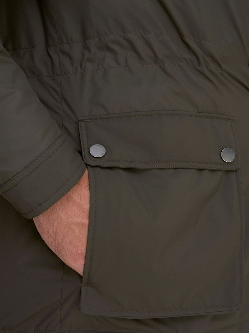 Technical Down-filled Jacket