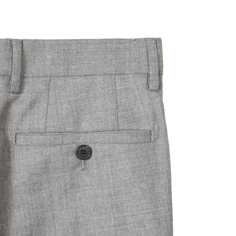 Mid-grey Lightweight Suit Trousers
