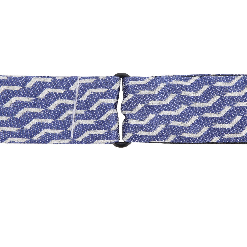 Graphic Chevron Bow Tie