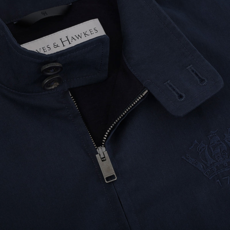 1771 Crown Logo Blouson