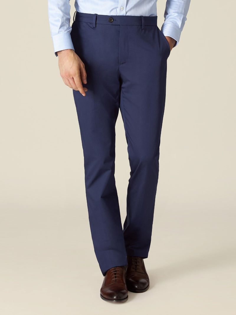 NAVY-COTTON-TROUSERS