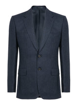 WOOL-CASHMERE-BLEND-PATTERNED-SUIT-JACKET