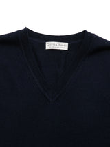 V-neck Wool Knitwear