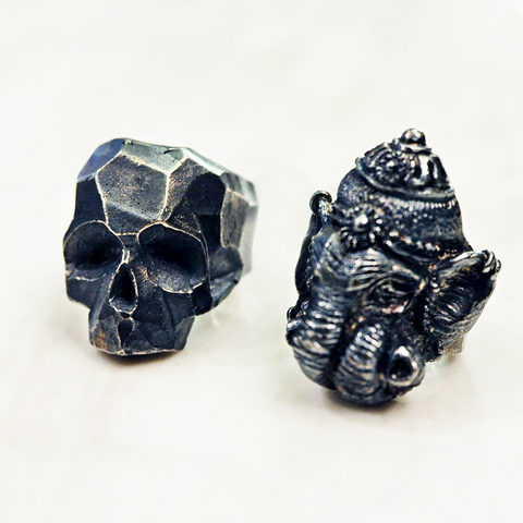 Jovel Skull Ring