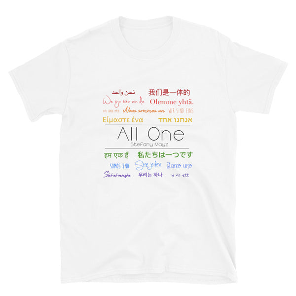 """All One"" Short-Sleeve T-Shirt"