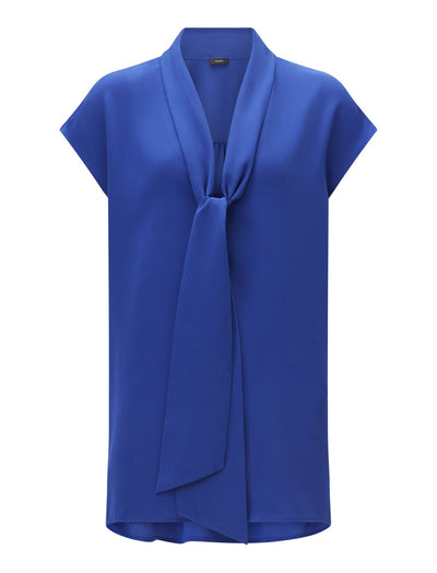 Nancy Crepe De Chine Blouse