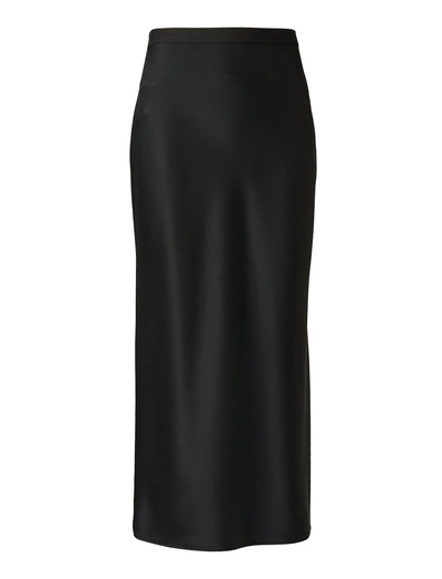 Hurst Silk Satin Skirt