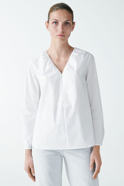 A-LINE COTTON TOP