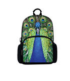 New fierce animal backpack Large-capacity multi-function bag Dinosaur tiger pattern backpack