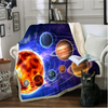 Double Thicker Solar System Blanket