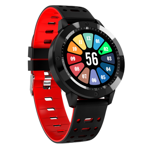 Color Round Screen 3D Dynamic UI Interface Smart Bracelet - Virginia Lee