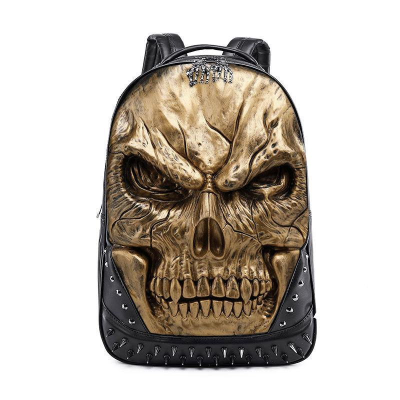 Embossed three-dimensional big face handbag