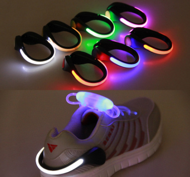 LED Bright Flash Light For Running