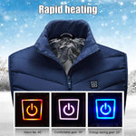 Heating Vest Washable Usb Charging(Without Battery)