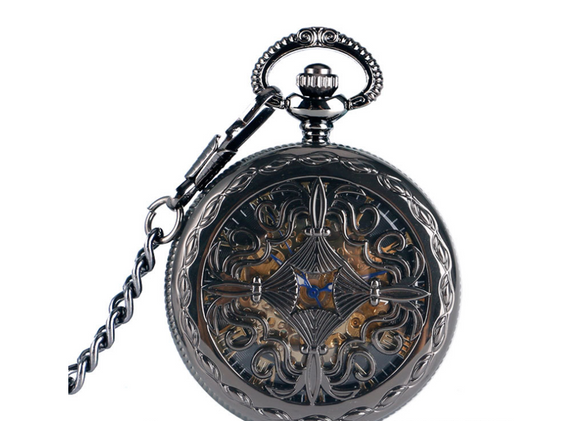 Fully Automatic Pocket Watch - Virginia Lee