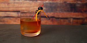 FEATURED COCKTAIL: The Old Fashioned.