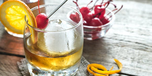 The Perfect Whiskey Ice Cubes are Round.