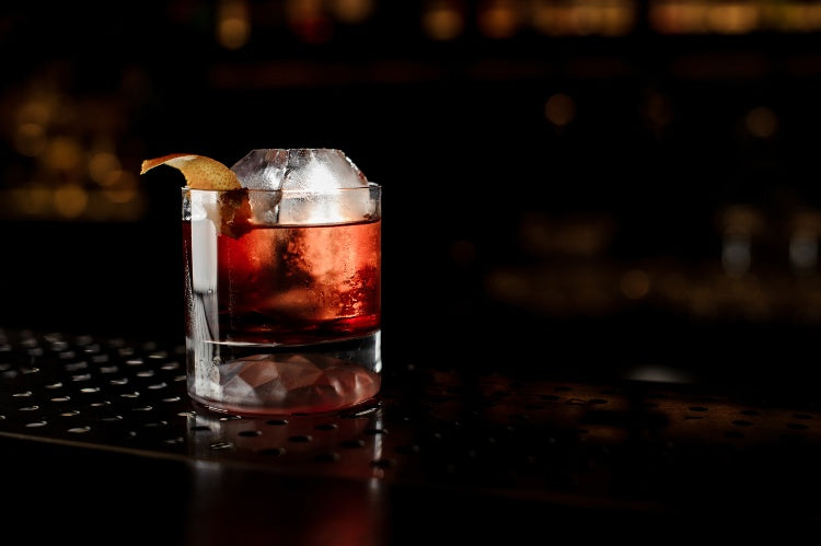 Boulevardier | Top Whiskey Cocktails | Dramson