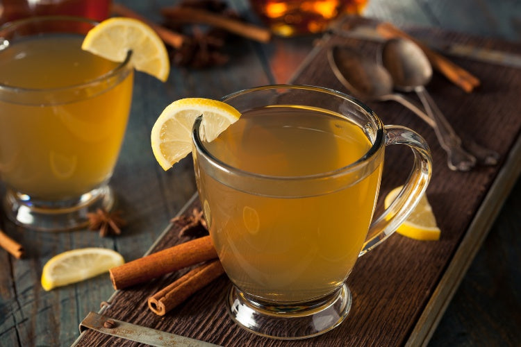 Hot Toddy | Top Whiskey Cocktails | Dramson