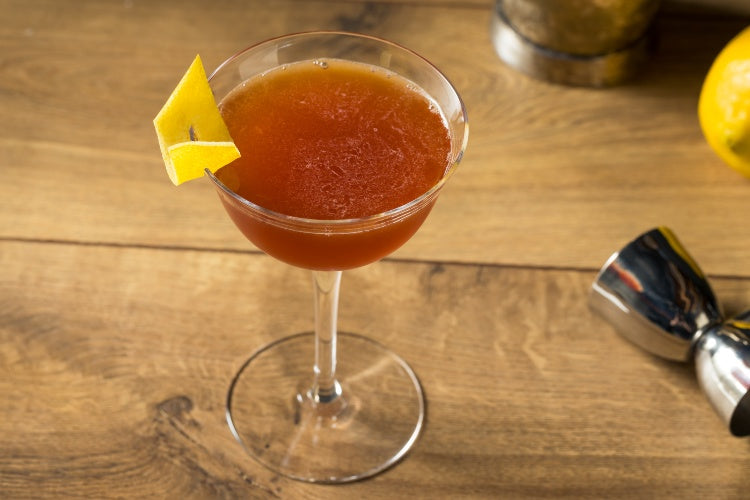 Paper Plane | Top Whiskey Cocktails | Dramson