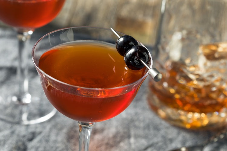 Rob Roy | Top Whiskey Cocktails | Dramson