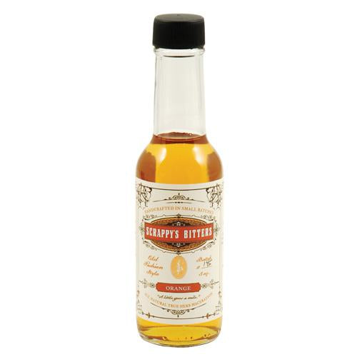 Scrappy's Orange Bitters (5 oz)