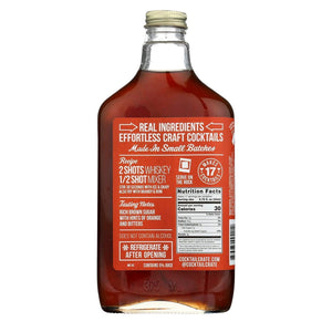 Cocktail Mixer-Cocktail Crate Old Fashioned Cocktail Mix (12.7 oz)-Cocktail Crate-Dramson