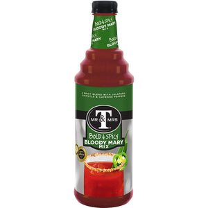 Cocktail Mixer-Mr. & Mrs. T's Bold & Spicy Bloody Mary Mix-Mr & Mrs T-1 L-Dramson