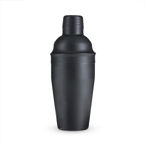 Matte Black Cocktail Shaker