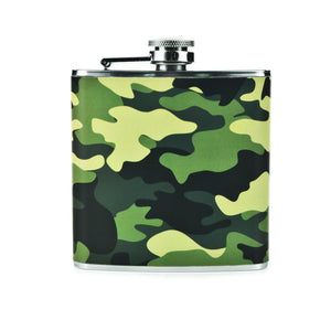 Camouflage Flask-Foster & Rye-Dramson