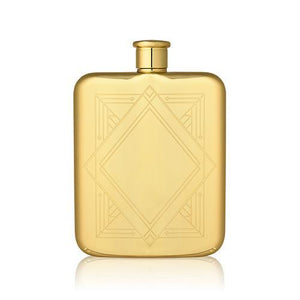 Plated Flask-Viski-Dramson