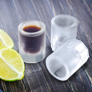 Bar Ice-Ice Shapes-Shot Glass Ice Mold-Fred-Dramson