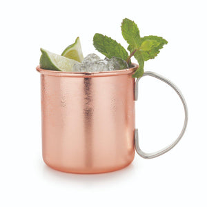 Copper Moscow Mule Mug-TRUE-Dramson
