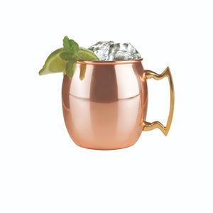 Moscow Mule Copper Cocktail Mug-TRUE-Dramson