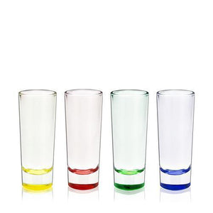 Shot Glass 2 oz Shooters (Set of 4)-TRUE-Dramson