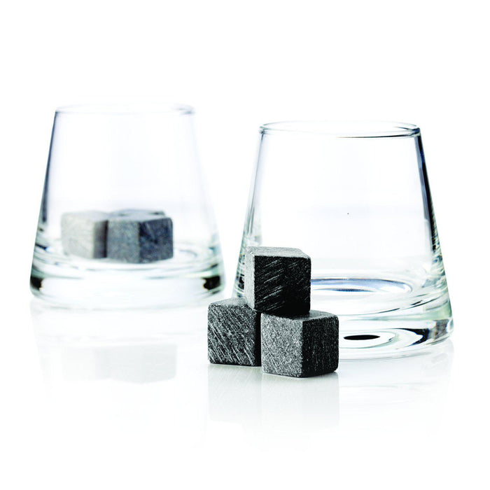 8-Piece Soapstone and 2-Piece Tumbler Set