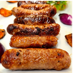 Pork & Cider Flavoured Sausages- Pack of 6