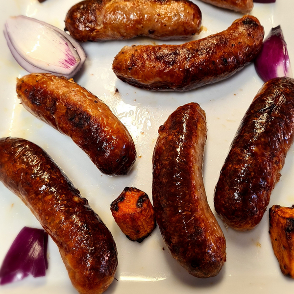 Hickory Smoked Flavoured Sausages  - Pack of 6