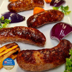 Devon Pork Sausages - Pack of 6