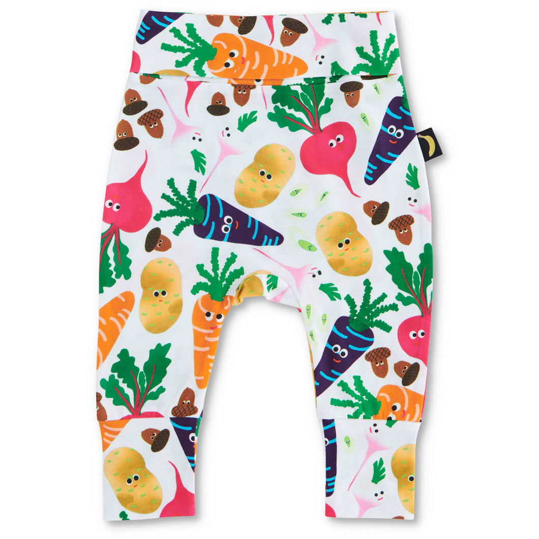 Vegie Patch Organic Drop Crotch Pant